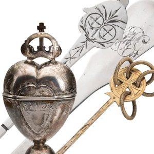 Antikk sølv